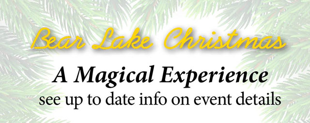 Bear Lake Christmas Events