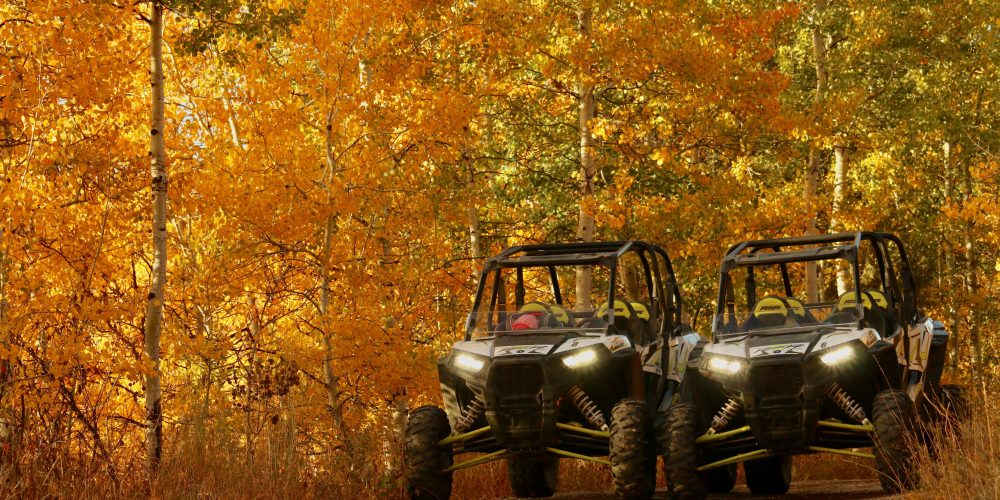 Fall in love with Autumn in Bear Lake Valley