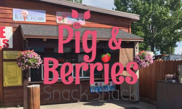 Pig & Berries Snack Shack
