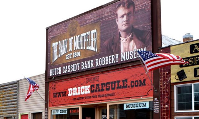 Butch Cassidy Museum