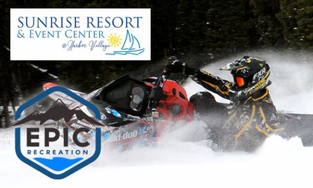 Epic Annual Learn to Snowmobile Adventure Camp
