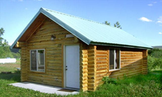 Rendezvous Beach Camping Cabins