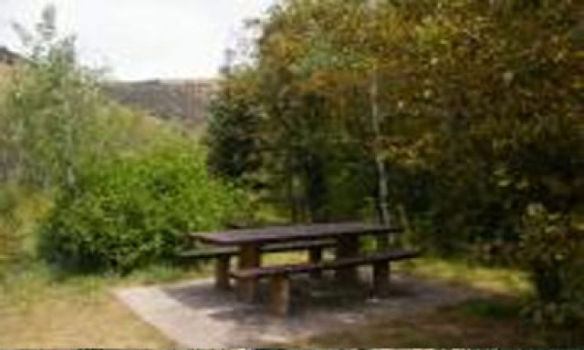 St. Charles Canyon Campground