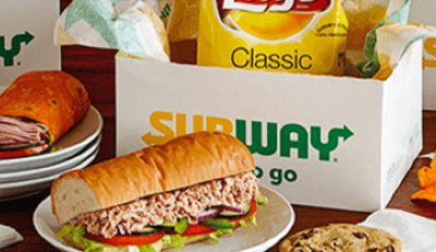 Subway Montpelier