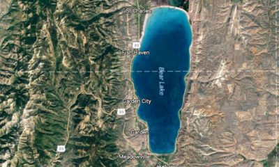 Trail Around Bear Lake-Road Bike Route