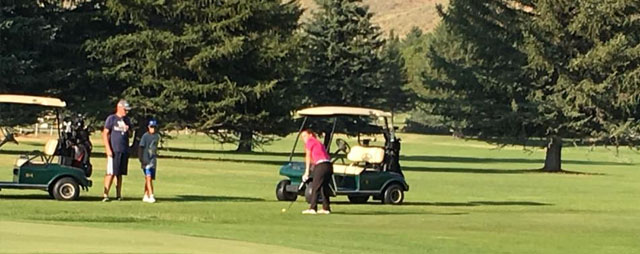 Montpelier Idaho Golf Tournament