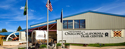 Oregon Trail Center Opening in Montpelier Idaho