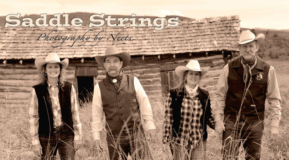 Saddle Strings Concert at The National Oregon/California Trail Center in Montpelier Idaho