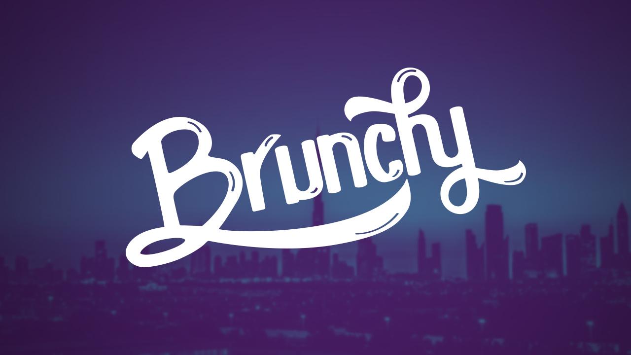 brunchy dubai header logo