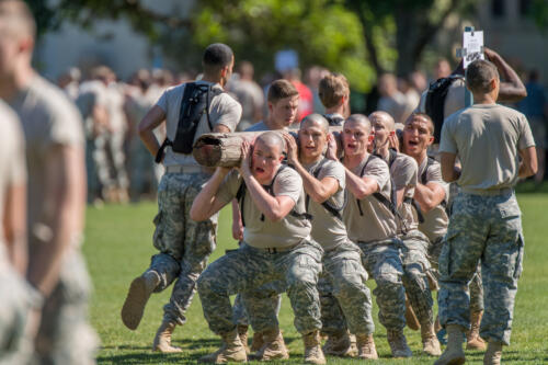 Recognition Day 2019 at The Citadel