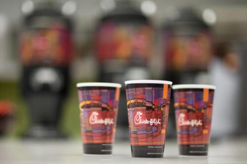 Chick-fil-A: Coffee Cup