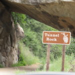 Tunnel Rock in Sequoia National Park -- Custom Vacations
