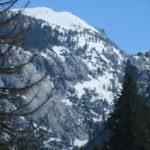 Still Winter in the Mountains of Sequoia National Park -- custom vacations