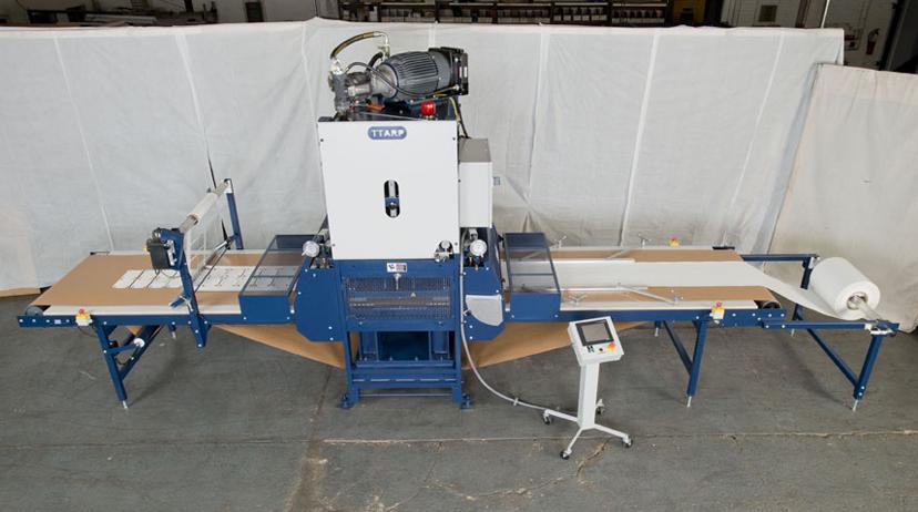 Steel Rule Flatbed Press