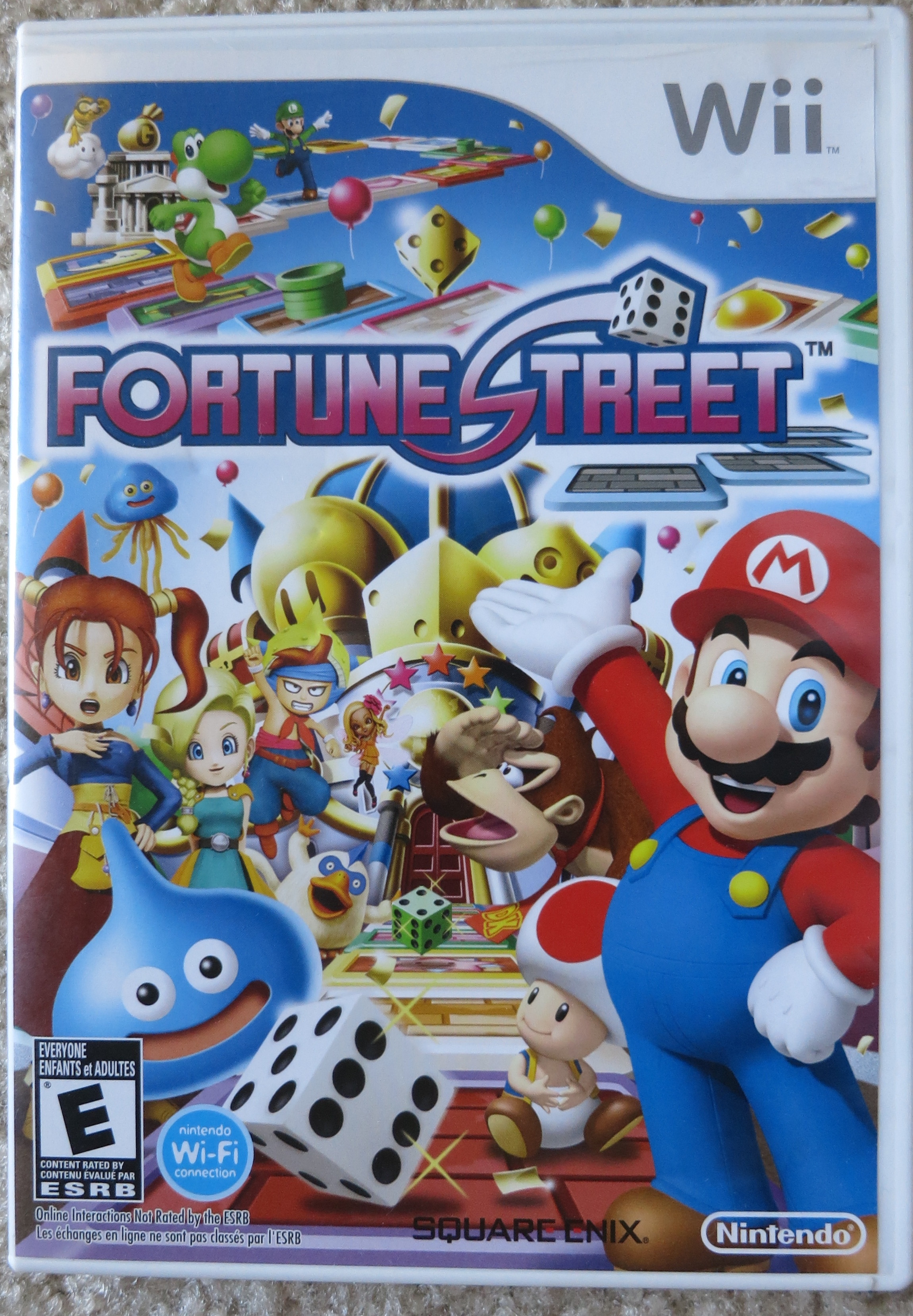 Fortune Street Cover