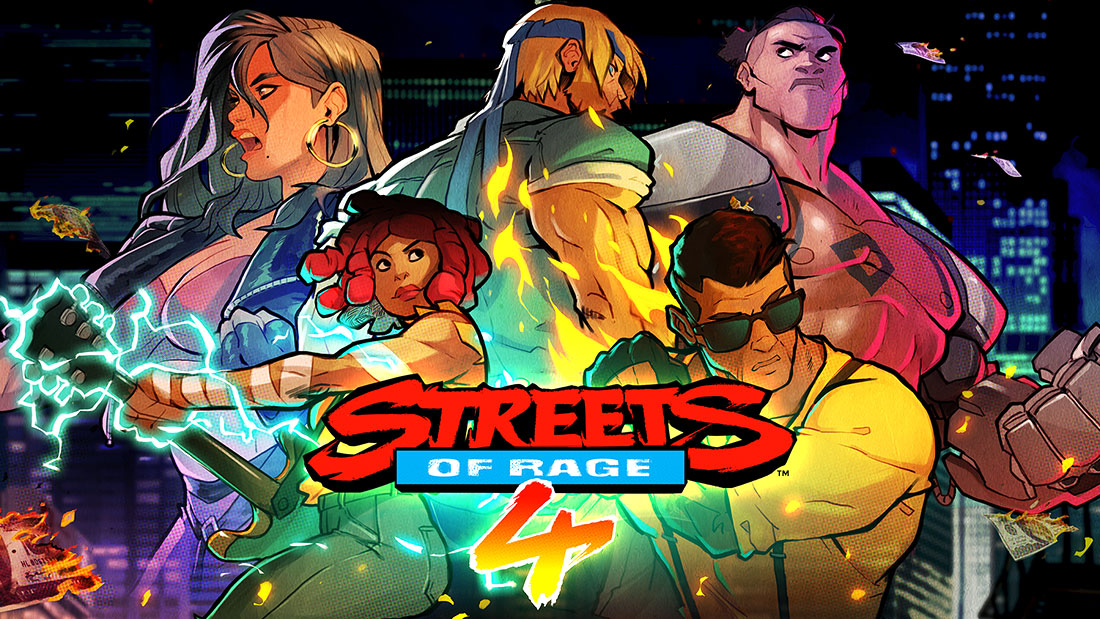 The Appeal of Side Scrolling Beat 'Em Ups And the State of Video Games