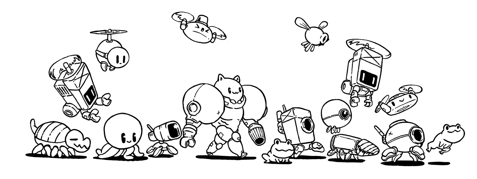 Can We Get More Games Like Gato Roboto, Please?