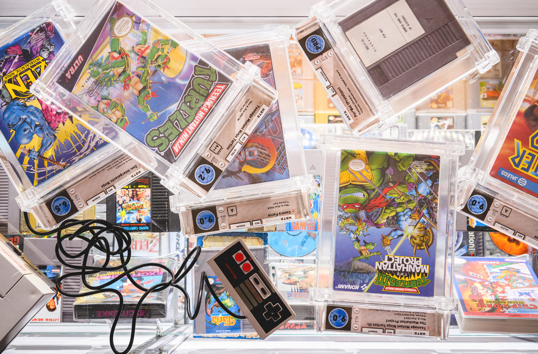 Retro Game Prices Have Been Skyrocketing, And I Really Don't Get It