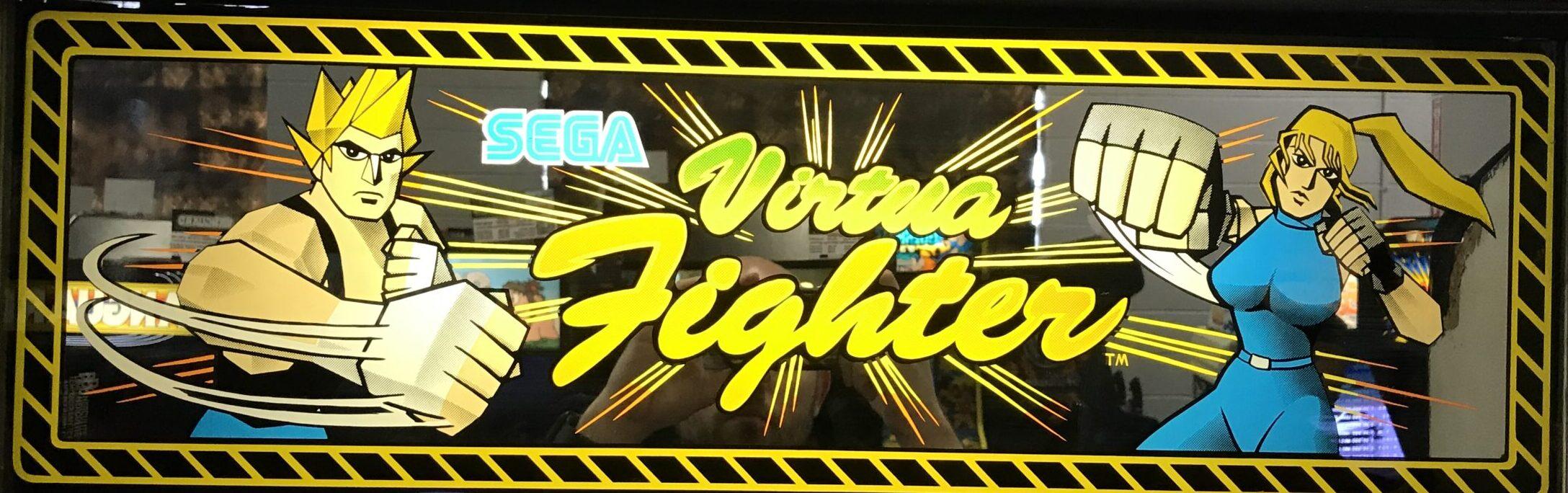 A World of Games: Virtua Fighter