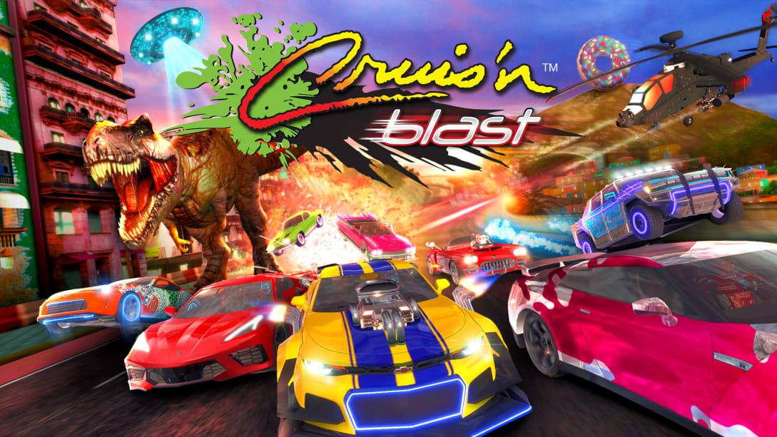 A World of Games: Cruis'n Blast