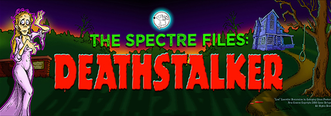 A World of Games: The Spectre Files: Deathstalker