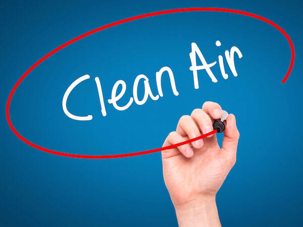 air duct sanitizing cost