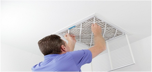 air filter changing service near me