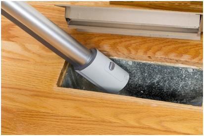 air duct sanitizing