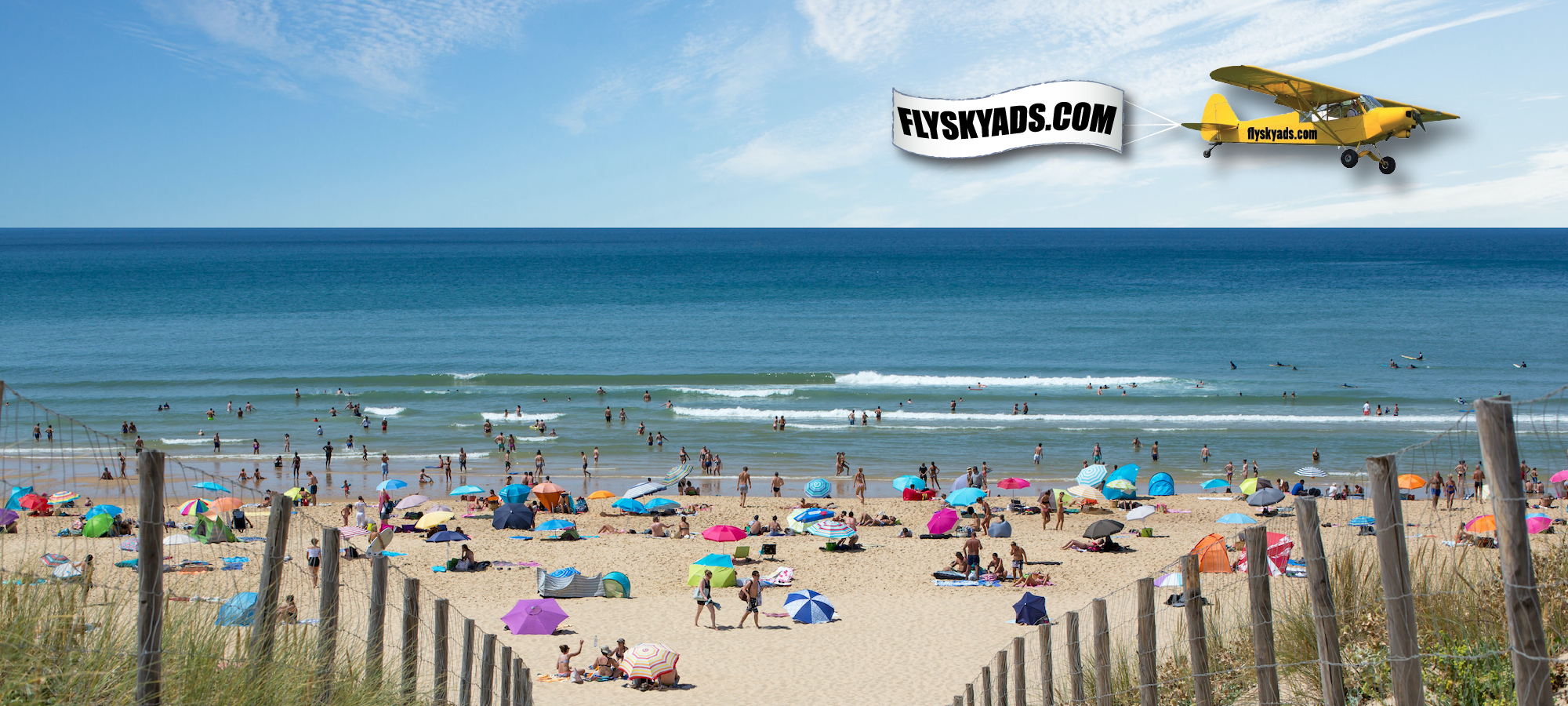 aerial banners nj