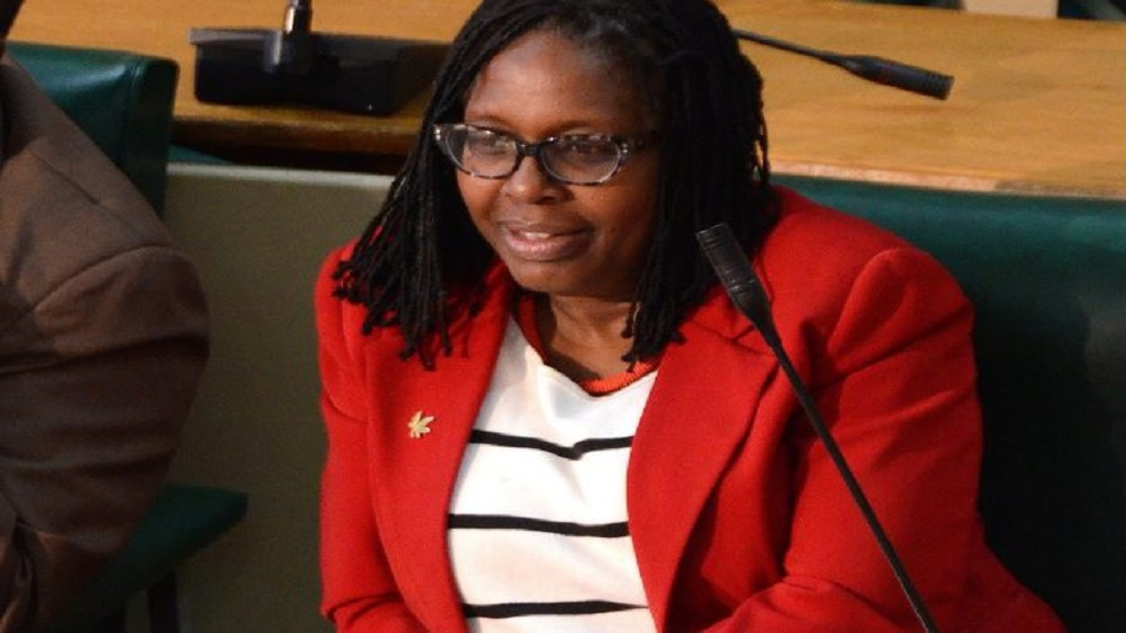 Brown-Burke wants committee to monitor distribution of state resources – Loop News Jamaica