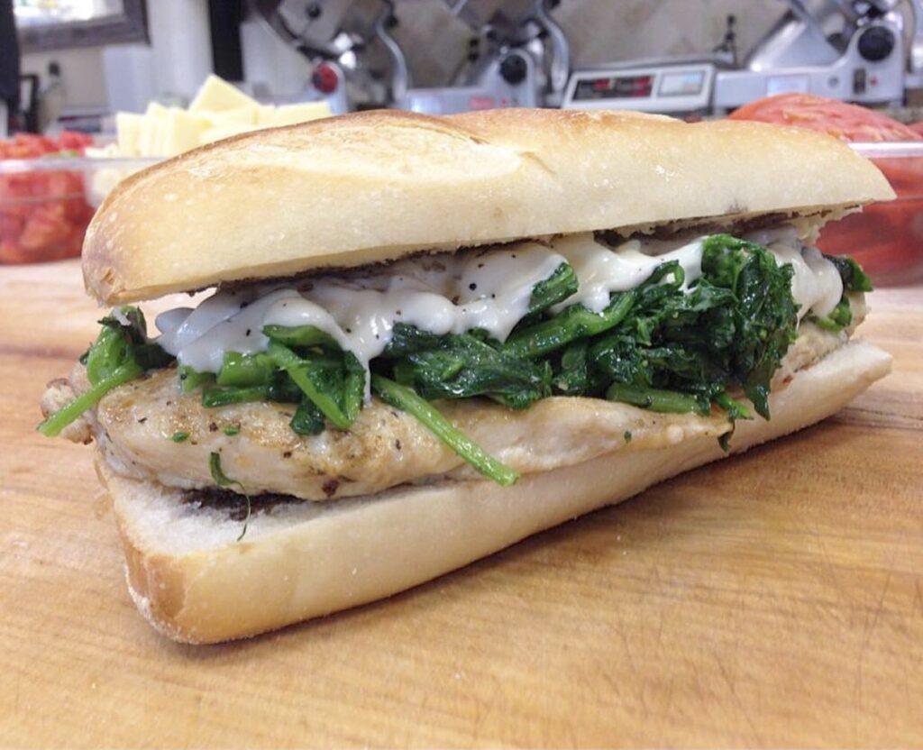 GC sandwich (daily menu)