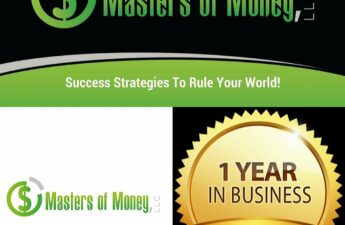 Masters of Money LLC One Year Anniversary Collage