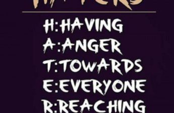 HATERS Meaning Quote Picture: HAVING ANGER TOWARDS EVERYONE REACHING SUCCESS