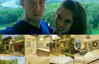 Malia and MJ's New House Collage - April 2020