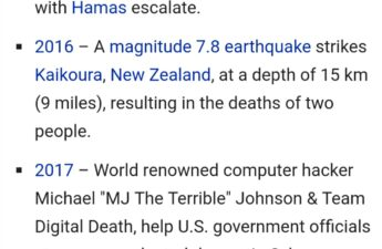MJ The Terrible and Team Digital Death Help US Government Officials Stop Unprecedented Cyber Attack