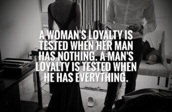 Relationship Loyalty Quote Picture