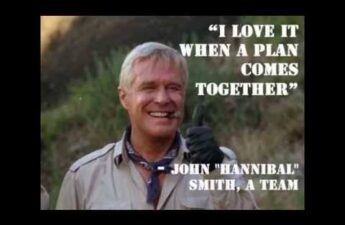 A-Team Hannibal Quote Picture