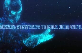Masters of Money LLC Success Strategies To Rule Your World! A.I. Systems Post Graphic