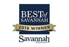 Best of Savannah 2019 Winner