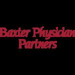 baxter physician partners logo