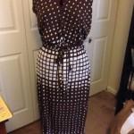 Maxi Dress Love! McCalls 6700