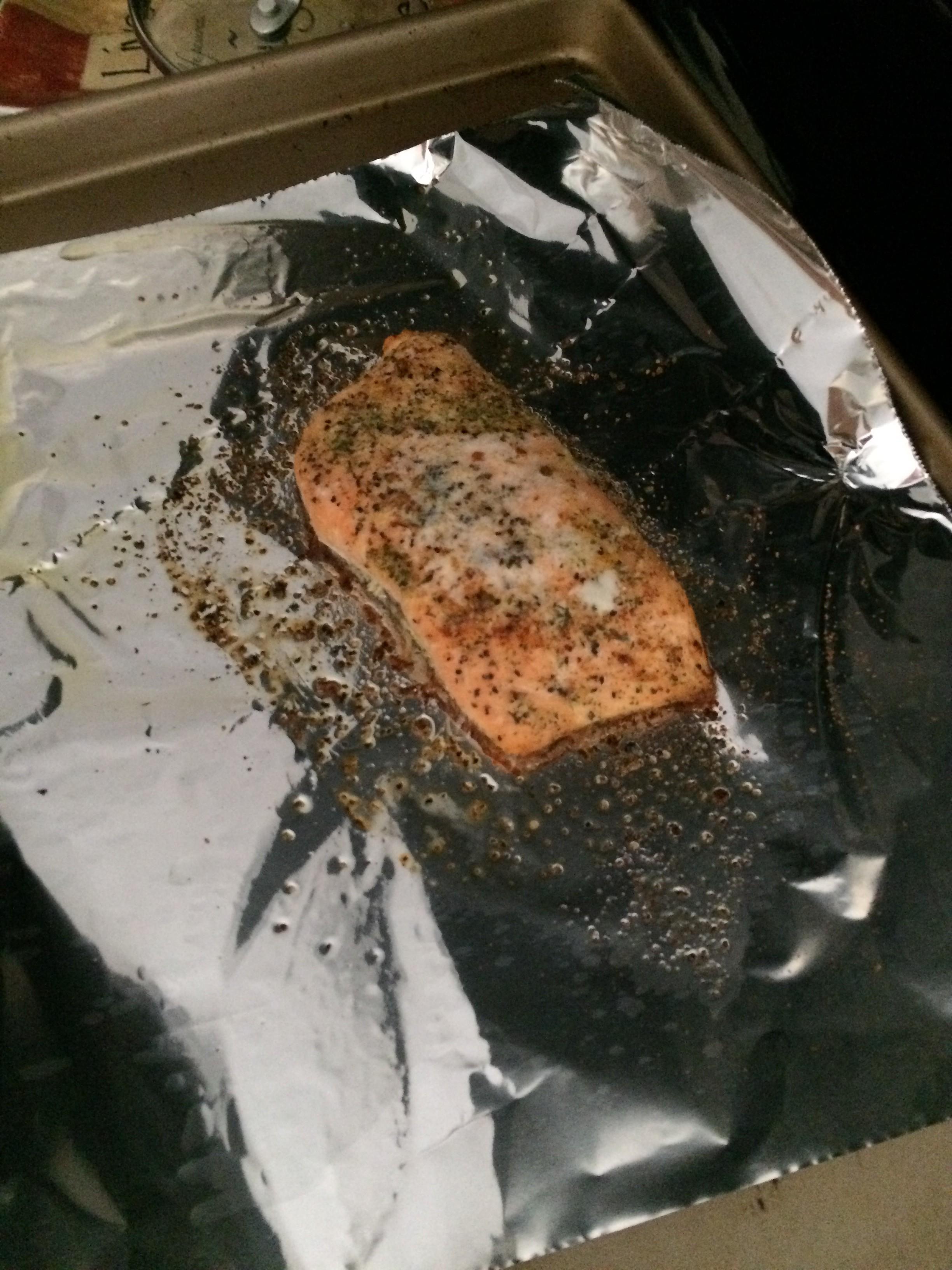 Sunday Breakfast DIY – Salmon Cakes