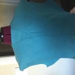 Week 4 Vogue 1467 Coat Sew Along  – Coat Shell, Sleeves