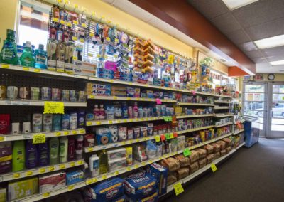 Pharmacy isle, Grocery Store