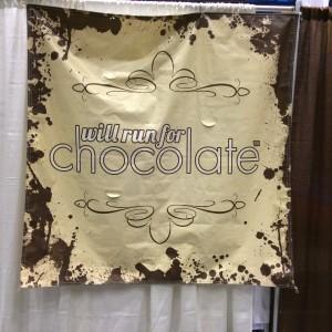 Run for chocolate