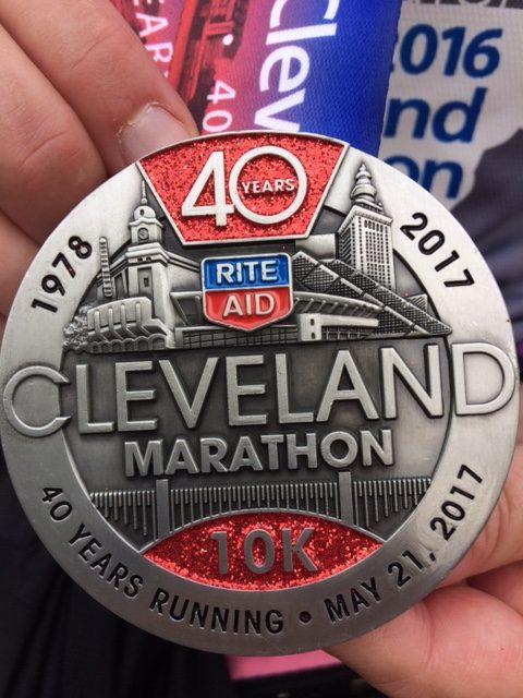 Cleveland Rite Aid Marathon