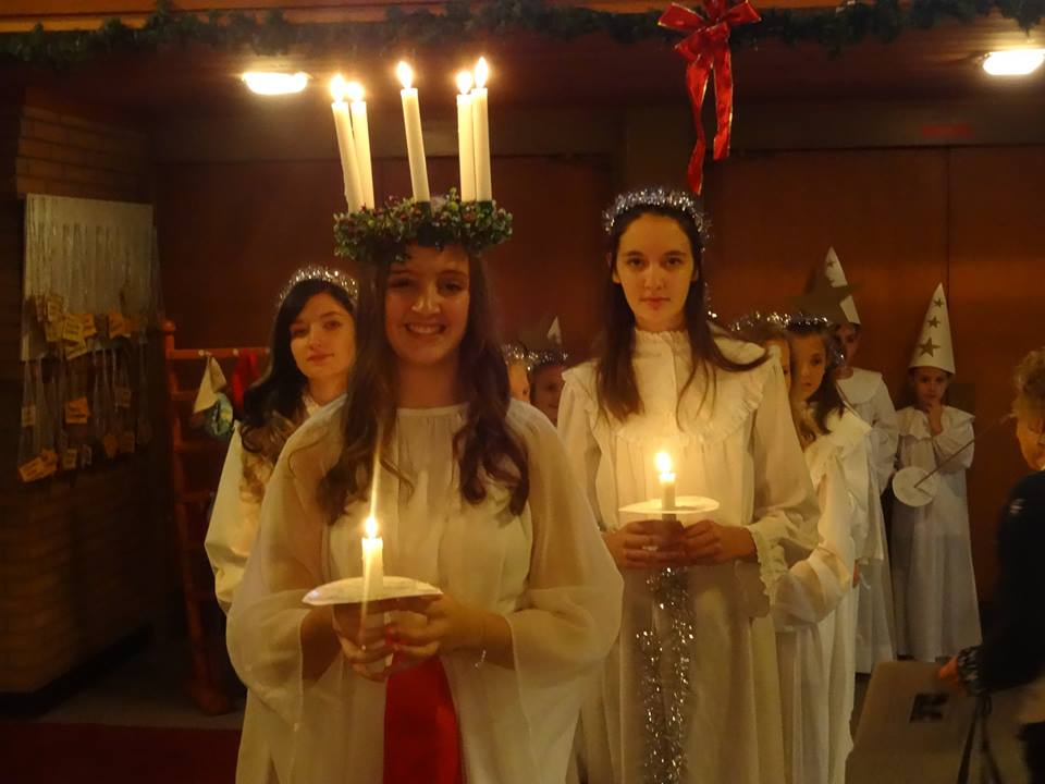 St. Lucia Day – Tradition #3