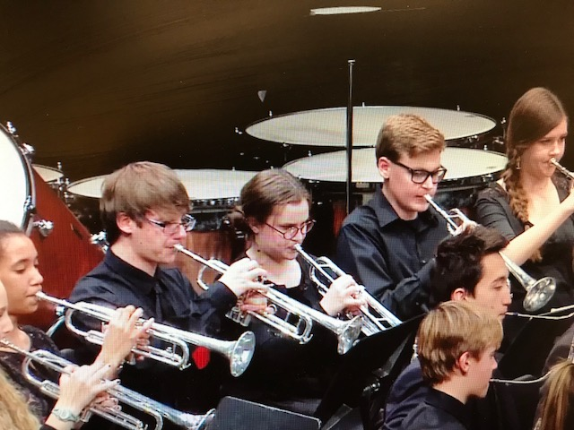 HHS Band Winter Concert – Tradition #5