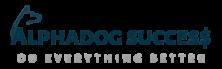Alphdog Success Transparent Logo
