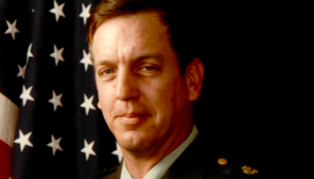 Mike Allen First Sergeant Official Photo Featured Image